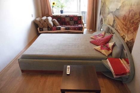 Сдается 1-комнатная квартира посуточнов Великом Новгороде, ул. Павла Левитта, 24.