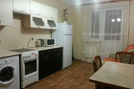 Сдается 1-комнатная квартира посуточно в Краснодаре, улица Азовская, 17.