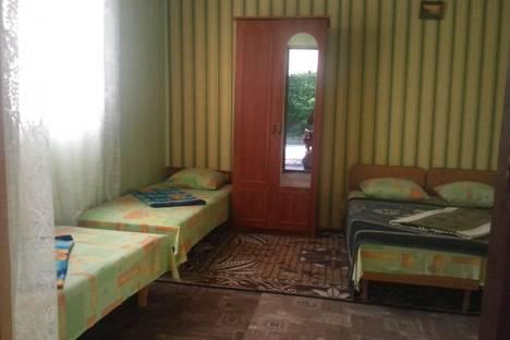 Сдается комната посуточно в Судаке, ул.Сурожская 58.