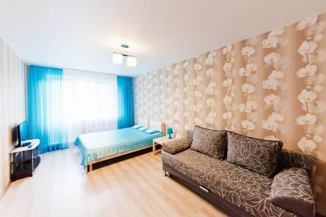 Сдается 1-комнатная квартира посуточнов Томске, проспект Фрунзе, 94.