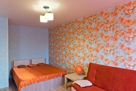 Сдается 1-комнатная квартира посуточно в Томске, ул. Елизаровых, 39.