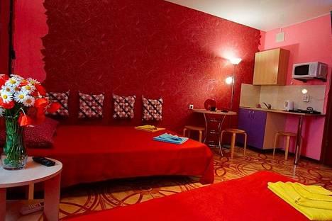 Сдается 1-комнатная квартира посуточно в Краснодаре, Железнодорожная улица 180.
