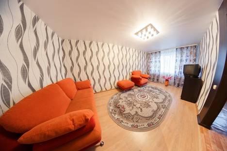 Сдается 1-комнатная квартира посуточно, куйбышева 155.
