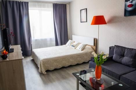 Сдается 1-комнатная квартира посуточно в Воронеже, Ленинский проспект, 124 Б.