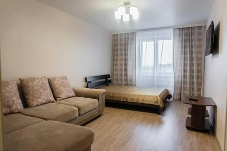 Сдается 1-комнатная квартира посуточнов Кирове, Октябрьский проспект, д.157.