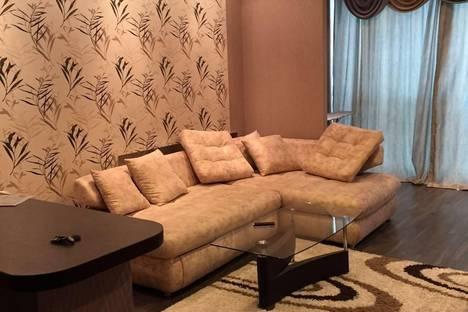 Сдается 1-комнатная квартира посуточно в Алматы, ул. Брусиловского, 117.