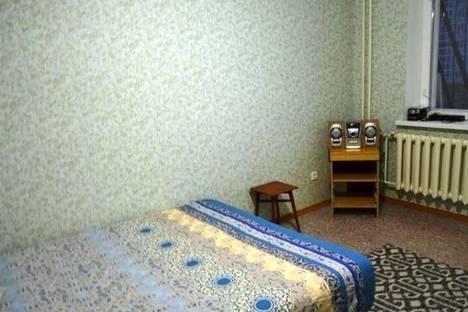 Сдается 1-комнатная квартира посуточнов Уфе, Российская, 126.