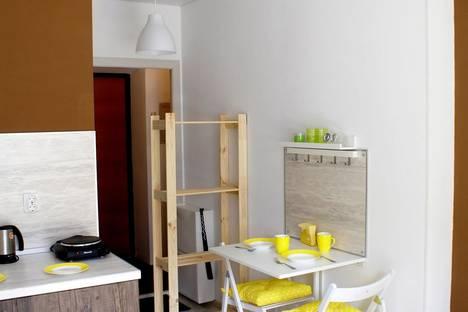 Сдается 1-комнатная квартира посуточнов Уфе, улица Цюрупы, 158/2.