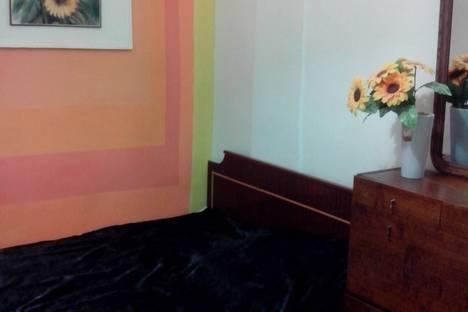 Сдается комната посуточнов Береговом, Пушкинская 17.