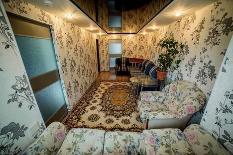 Сдается 2-комнатная квартира посуточно в Сатке, Пролетарская 55.