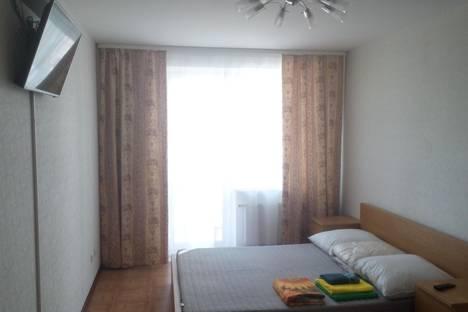 Сдается 1-комнатная квартира посуточнов Екатеринбурге, ул. Куйбышева, 21.