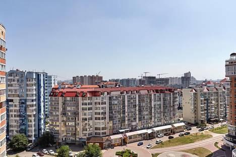 Сдается 1-комнатная квартира посуточно в Краснодаре, ул. Казбекская, 15.