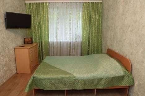 Сдается 1-комнатная квартира посуточнов Дзержинске, бульвар Победы, 20.