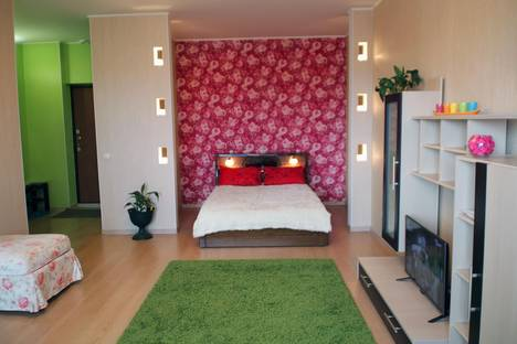 Сдается 1-комнатная квартира посуточнов Екатеринбурге, Союзная, 2.