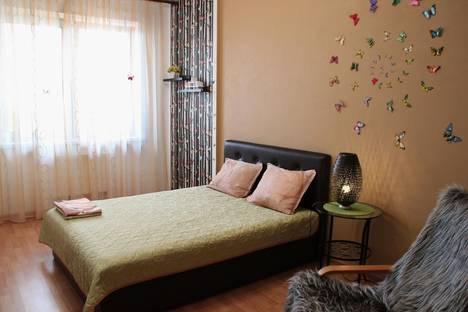 Сдается 1-комнатная квартира посуточнов Екатеринбурге, циолковского, 57.