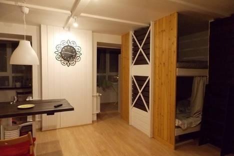 Сдается 1-комнатная квартира посуточнов Екатеринбурге, Чапаева, 72 а.