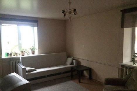 Сдается 1-комнатная квартира посуточно, Протапова, 21.
