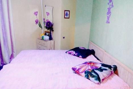 Сдается 3-комнатная квартира посуточно, Хомутовская 46.