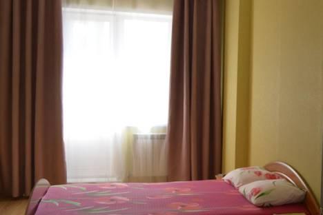 Сдается 1-комнатная квартира посуточнов Новосибирске, ул. Крылова, 34.