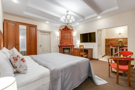 Сдается 1-комнатная квартира посуточнов Санкт-Петербурге, ул. 7-я Красноармейская, 5.
