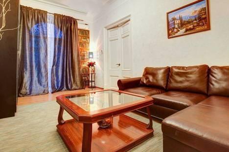 Сдается 3-комнатная квартира посуточно в Москве, Тверская улица, 27 строение 1.