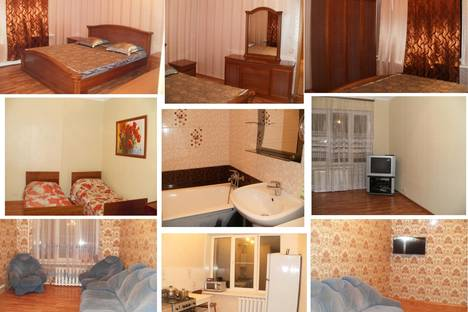 Сдается 3-комнатная квартира посуточнов Рыбинске, Румянцевская 25.
