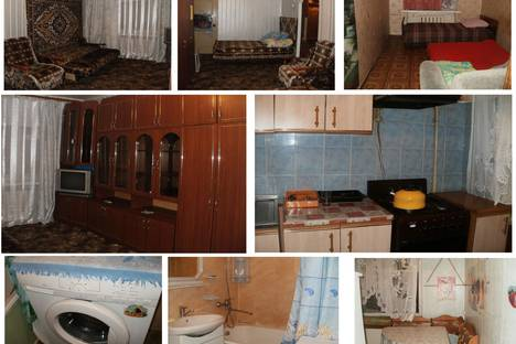 Сдается 2-комнатная квартира посуточно в Рыбинске, Куйбышева 66.