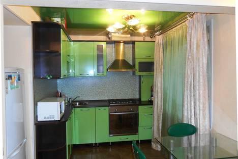 Сдается 2-комнатная квартира посуточно в Архангельске, проспект Ломоносова, 285/1.