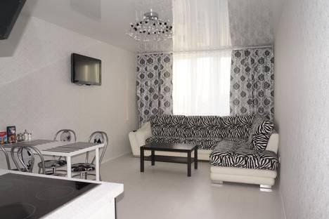 Сдается 2-комнатная квартира посуточнов Екатеринбурге, ул. Заводская, 75.