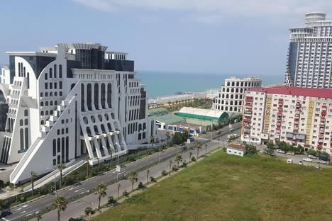 Сдается 1-комнатная квартира посуточнов Батуми, ул.кобаладзе 2.