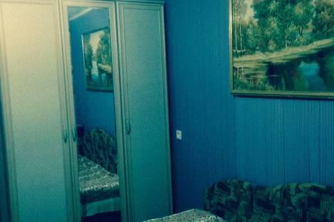 Сдается 2-комнатная квартира посуточно в Вологде, площадь Бабушкина, 6.