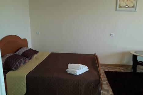 Сдается 1-комнатная квартира посуточно в Томске, ул. Рабочая 1-я, 42.