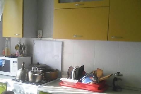 Сдается 2-комнатная квартира посуточнов Казани, Гаврилова,20.