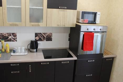 Сдается 1-комнатная квартира посуточнов Краснодаре, ул. им Жлобы, 141.