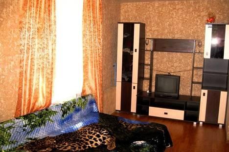 Сдается 1-комнатная квартира посуточнов Екатеринбурге, ул. Гагарина, 49.