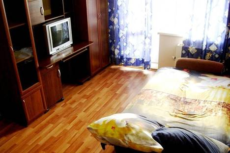 Сдается 1-комнатная квартира посуточнов Екатеринбурге, ул. Билимбаевская, 25/2.