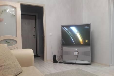 Сдается 1-комнатная квартира посуточно в Ульяновске, проспект Ливанова 8.