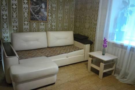 Сдается 1-комнатная квартира посуточно в Прокопьевске, ул. Яворского, 2.