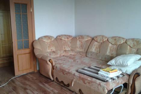 Сдается 1-комнатная квартира посуточно в Прокопьевске, улица 10-й микрорайон.