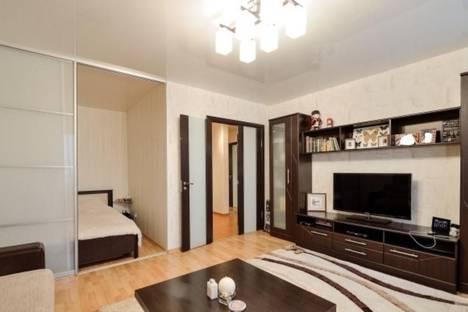 Сдается 1-комнатная квартира посуточнов Чебоксарах, ул. Пирогова, 1к2.