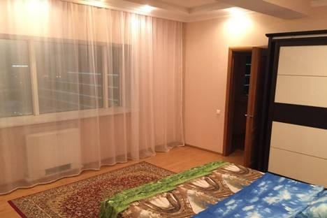 Сдается 5-комнатная квартира посуточно в Астане, Байтурсынова 23-21.