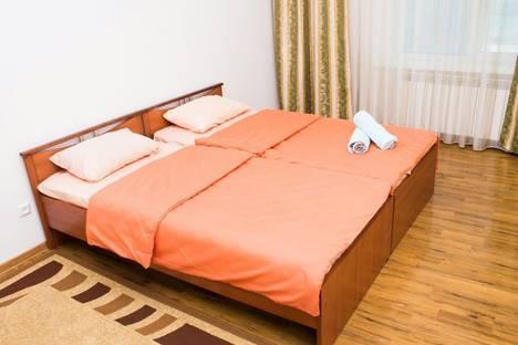 Сдается 3-комнатная квартира посуточно в Астане, Кунаева, 12/2.