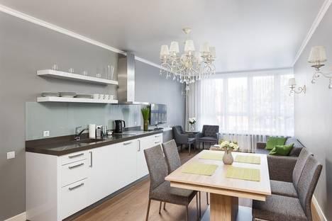 Сдается 2-комнатная квартира посуточнов Калининграде, ул. 1812 года, дом 126.