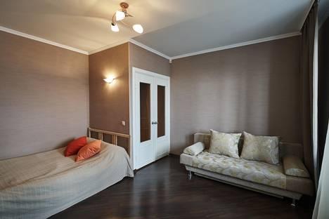 Сдается 1-комнатная квартира посуточно в Перми, ул. Куфонина, 24.