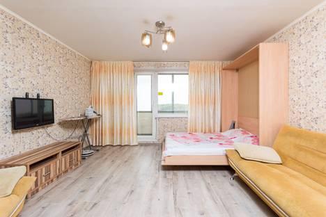 Сдается 1-комнатная квартира посуточно в Челябинске, ул. Блюхера,83А.