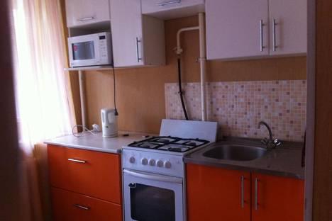 Сдается 1-комнатная квартира посуточнов Уфе, ул.Авроры 5/6.