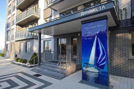 Сдается 1-комнатная квартира посуточно, Динамо 1 а.