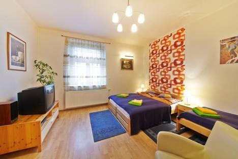 Сдается 1-комнатная квартира посуточно в Праге, Seifertova, 53.
