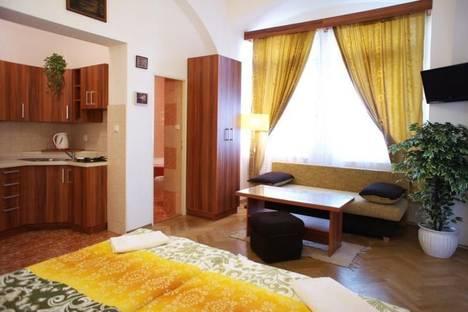 Сдается 1-комнатная квартира посуточно в Праге, Krakovská, 12.