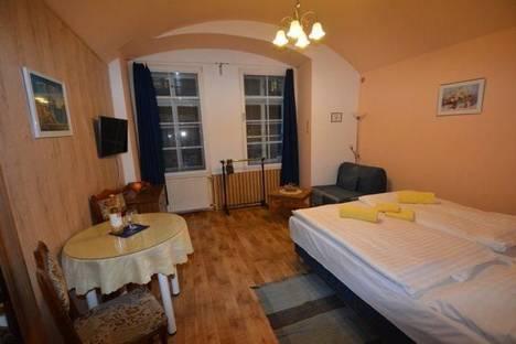 Сдается 1-комнатная квартира посуточно в Праге, Biskupský dvůr, 3.